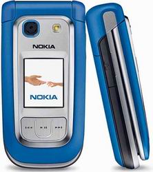 Nokia 6267 orig ELECTRIC BLUE ― Appolloshop