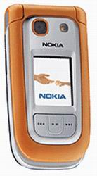 Nokia 6267 orig ORANGE ― Appolloshop