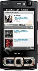 Nokia N95i -8 GB black ― Appolloshop
